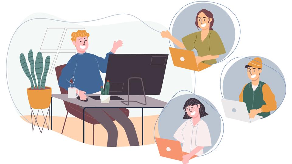 リモートワークでも後輩・部下との信頼関係を築く「オンラインマネジメント」のコツ