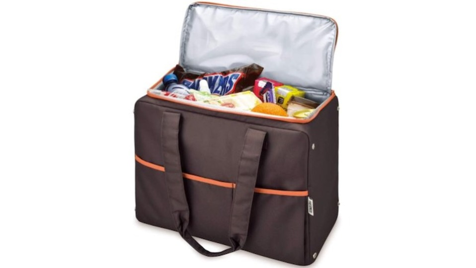 Photo of A thermos cool bag that is perfect for everyday shopping. Small and easy to use