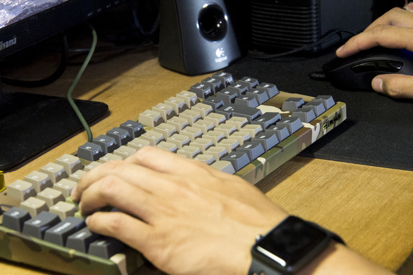 Photo of Work more efficiently with a mechanical keyboard! I've reduced typing mistakes