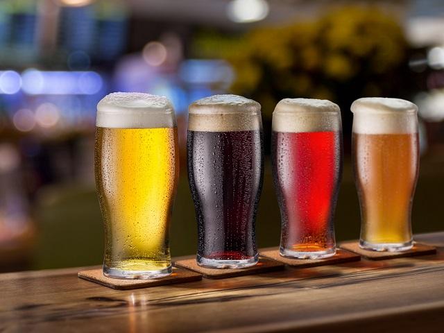 4種類のビール