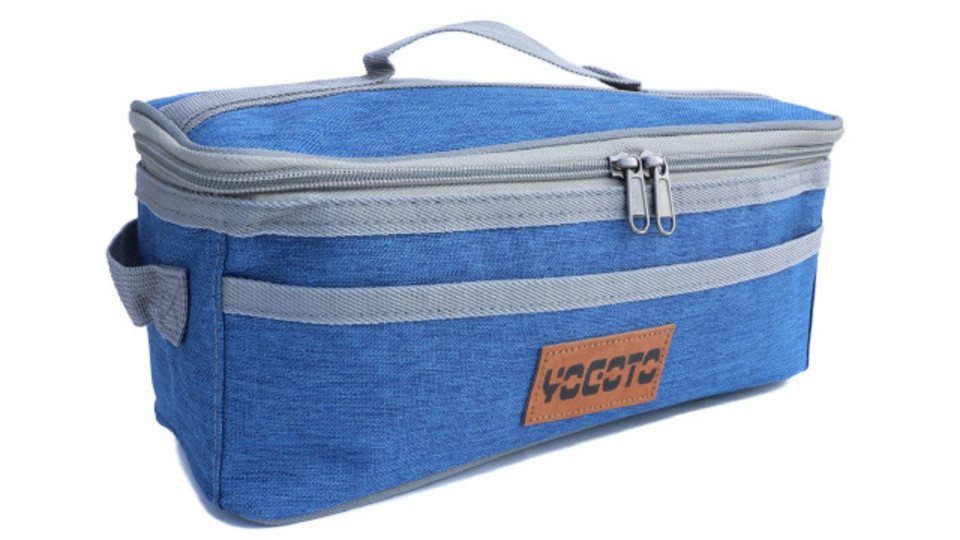 Photo of A pouch type tool box that is easy to carry tools and cookware seems to be useful even outdoors