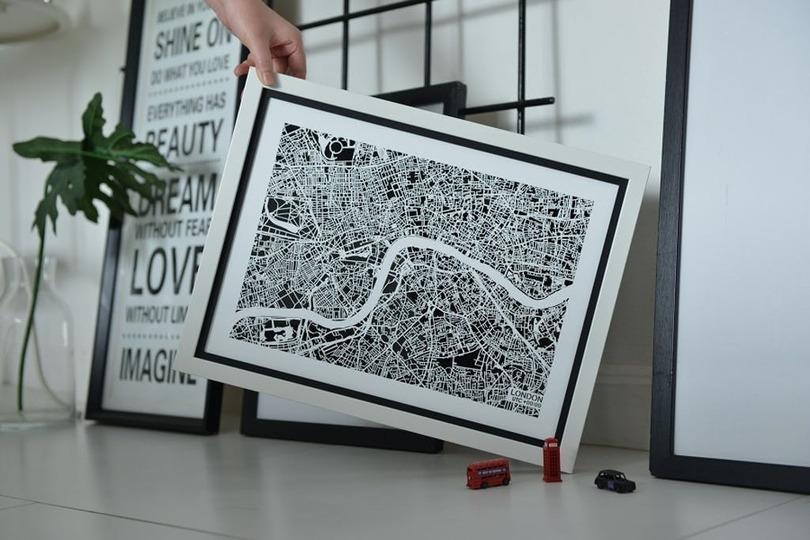 部屋に幻想的な夜景を。大都市の街並みを再現「ナイトランディングランプ」キャンペーン開始