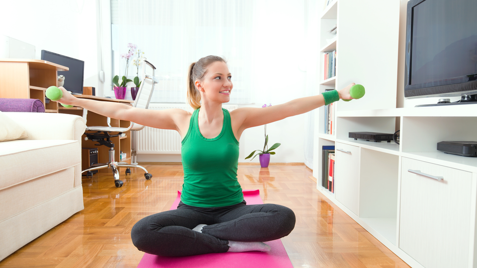 Photo of A multitasking exercise method that makes it easy to continue home training