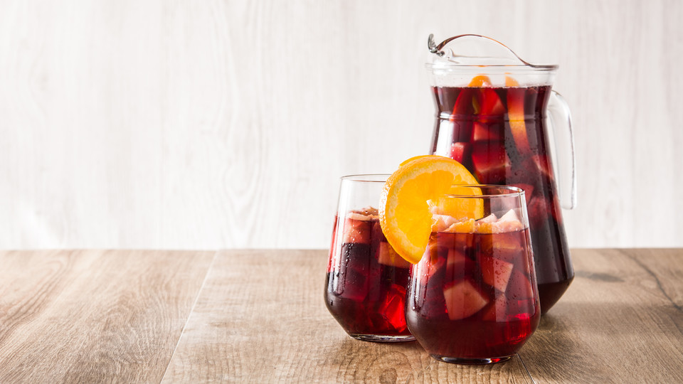 Photo of Easy sangria recipe made with frozen fruit, tips to save delicious taste