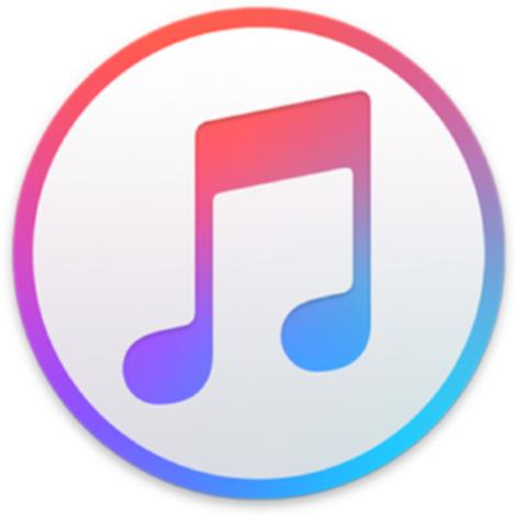 iTunesのアイコン