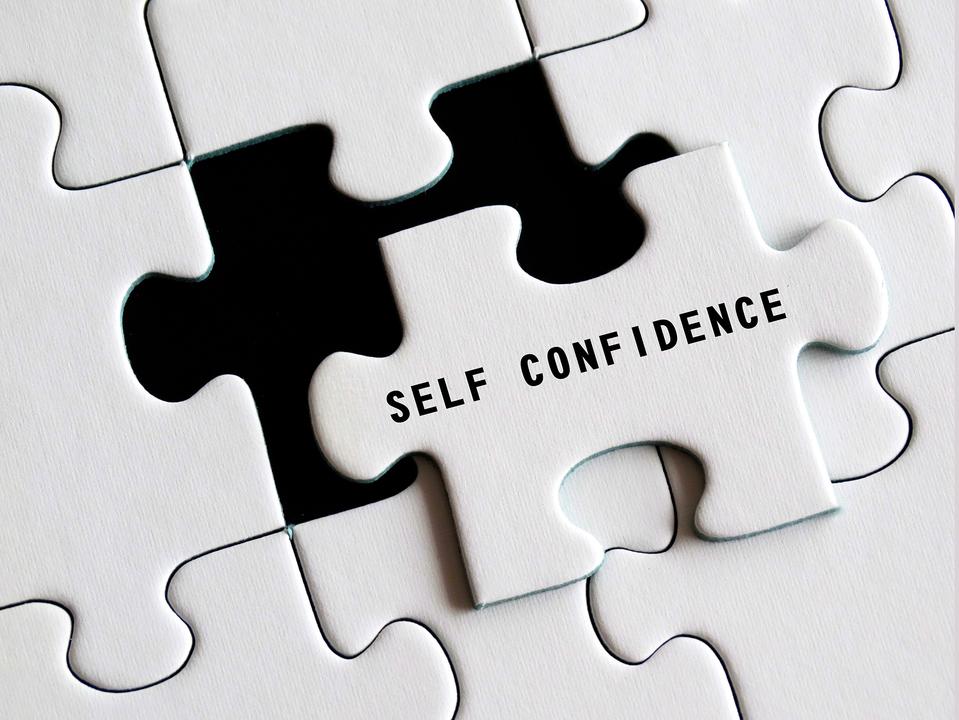 自信のパズル