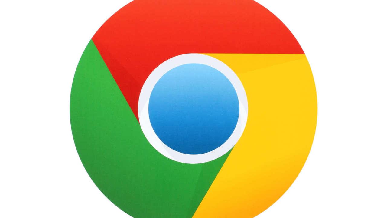 Chromeのアイコン