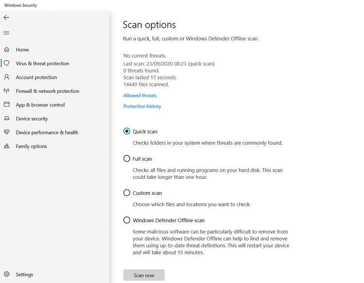 windows-scan