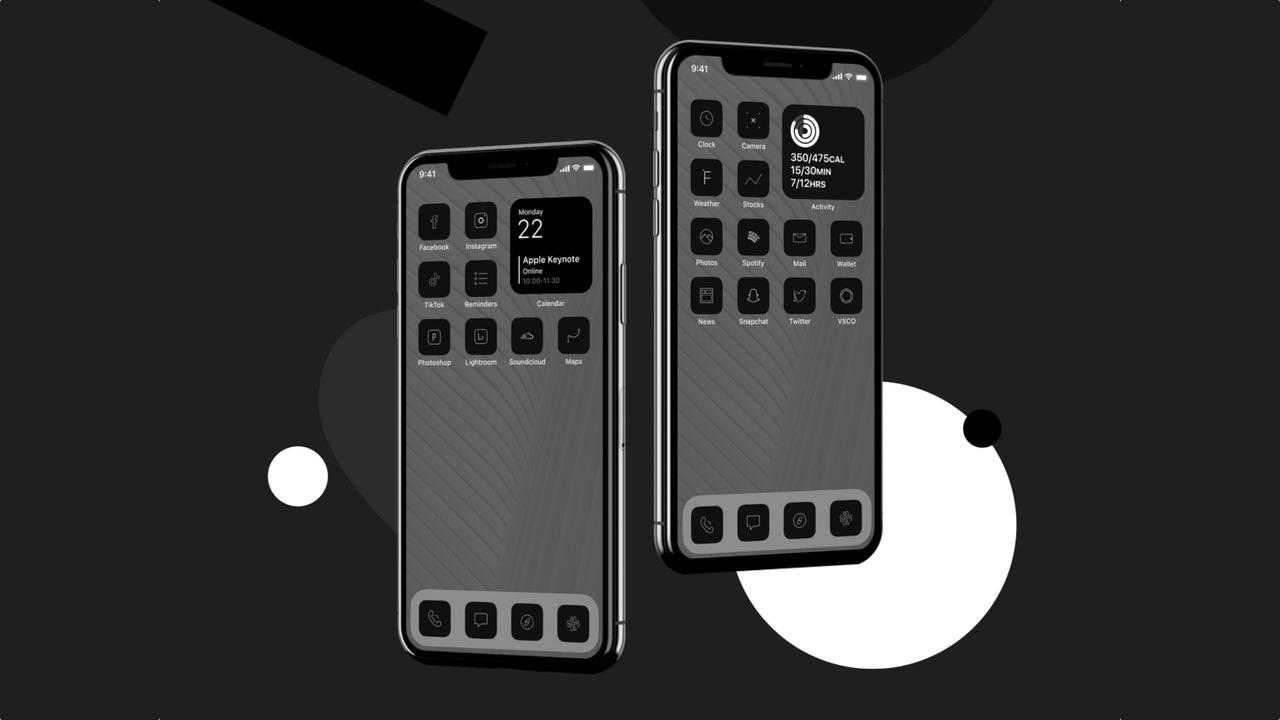 アイコン 変える Iphone iPhoneでホーム画面のアイコンを好きな位置に配置する方法