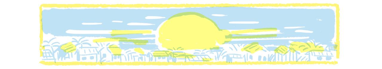 3南の島の脱力幸福論