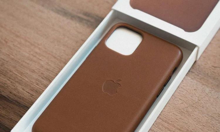 新品のapple製のiPhoneケース