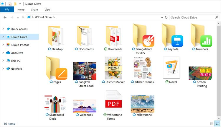 iCloud-Drive-Quick-access-folder-in-File-Explorer-on-Windows