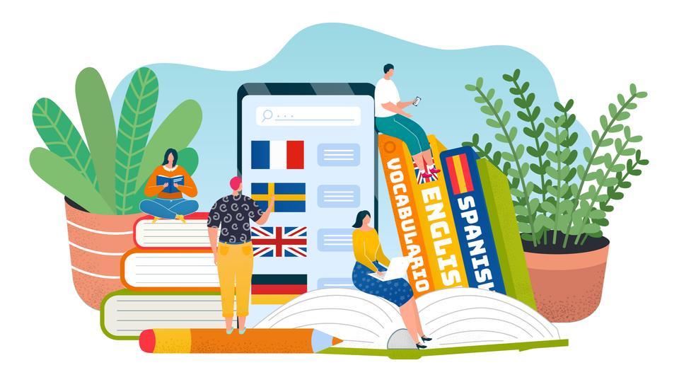 知らないと損!英語学習におすすめの無料アプリ・ツール5選