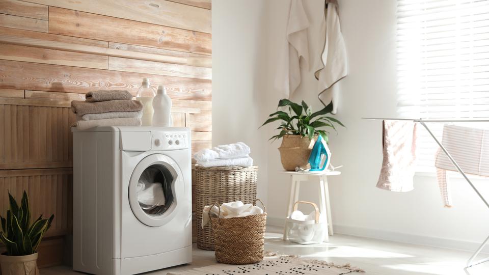 ミニバスタオルは使い勝手がいい。乾きが早く洗濯のストレスを軽減