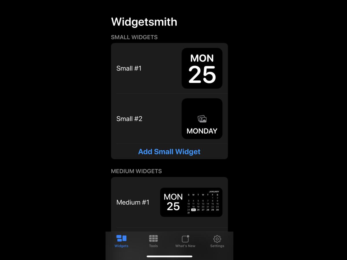 Widgetsmith-1