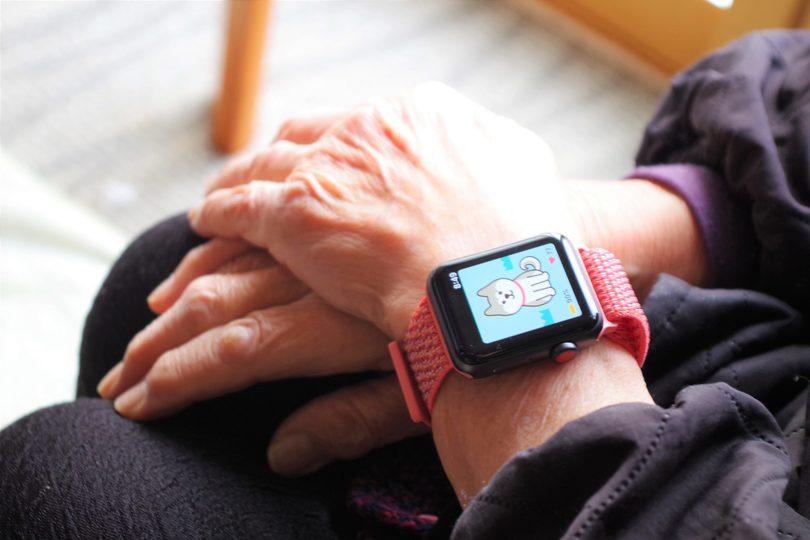Apple Watchの家族見守りアプリ「Hachi」を試してみた。緊急SOS機能もあって安心!