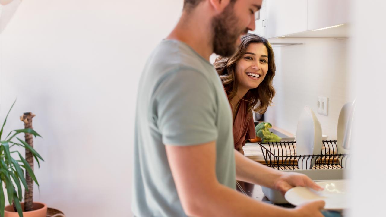 家事を共有する夫婦
