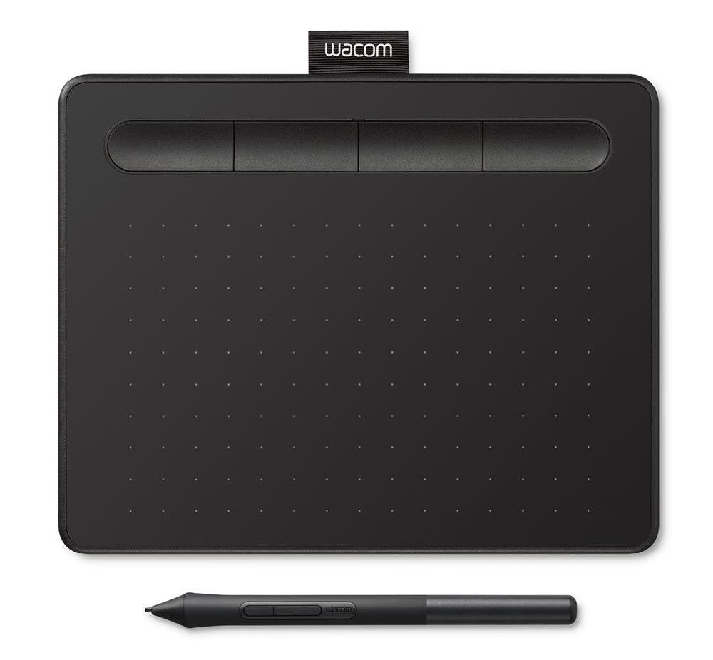「Wacom CTL4100」のような描画タブレット