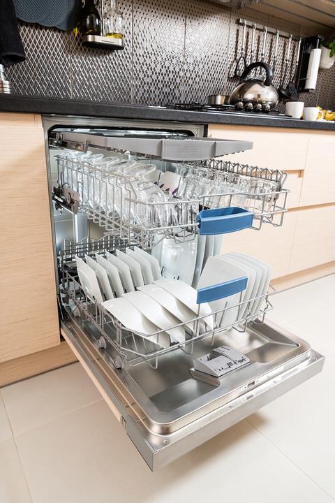 ビルトイン型食洗機の画像