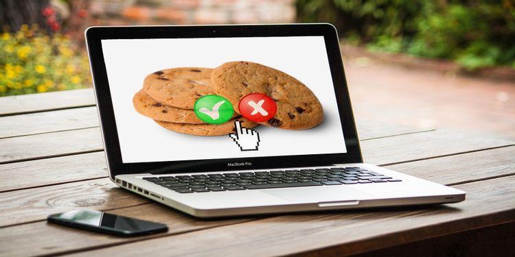 クッキーの許可/拒否のイメージ