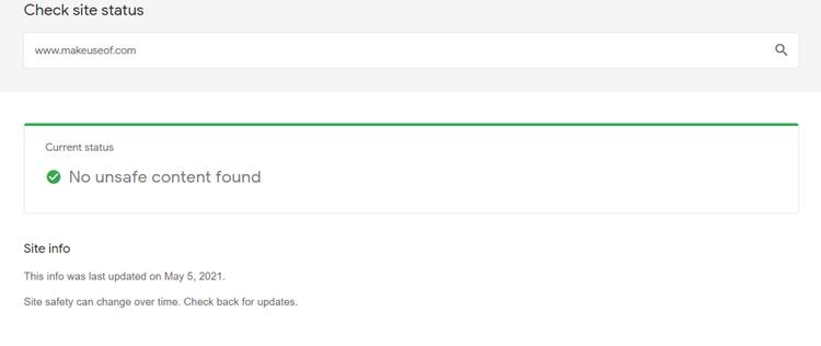 Google透明性レポート