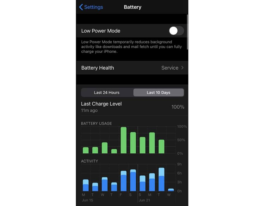 How to Check the Battery Health on All Your Apple Devices