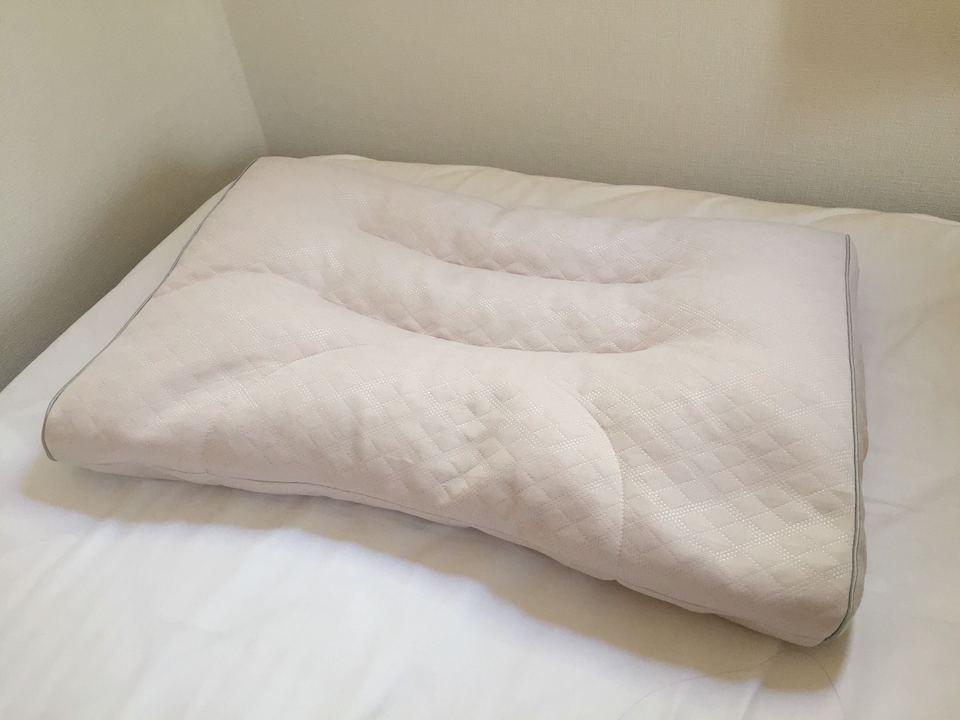 東京西川枕洗える睡眠博士首肩フィット1