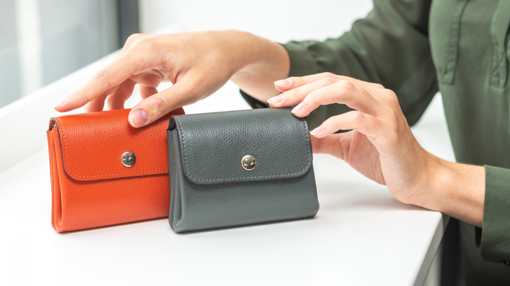 二つの財布