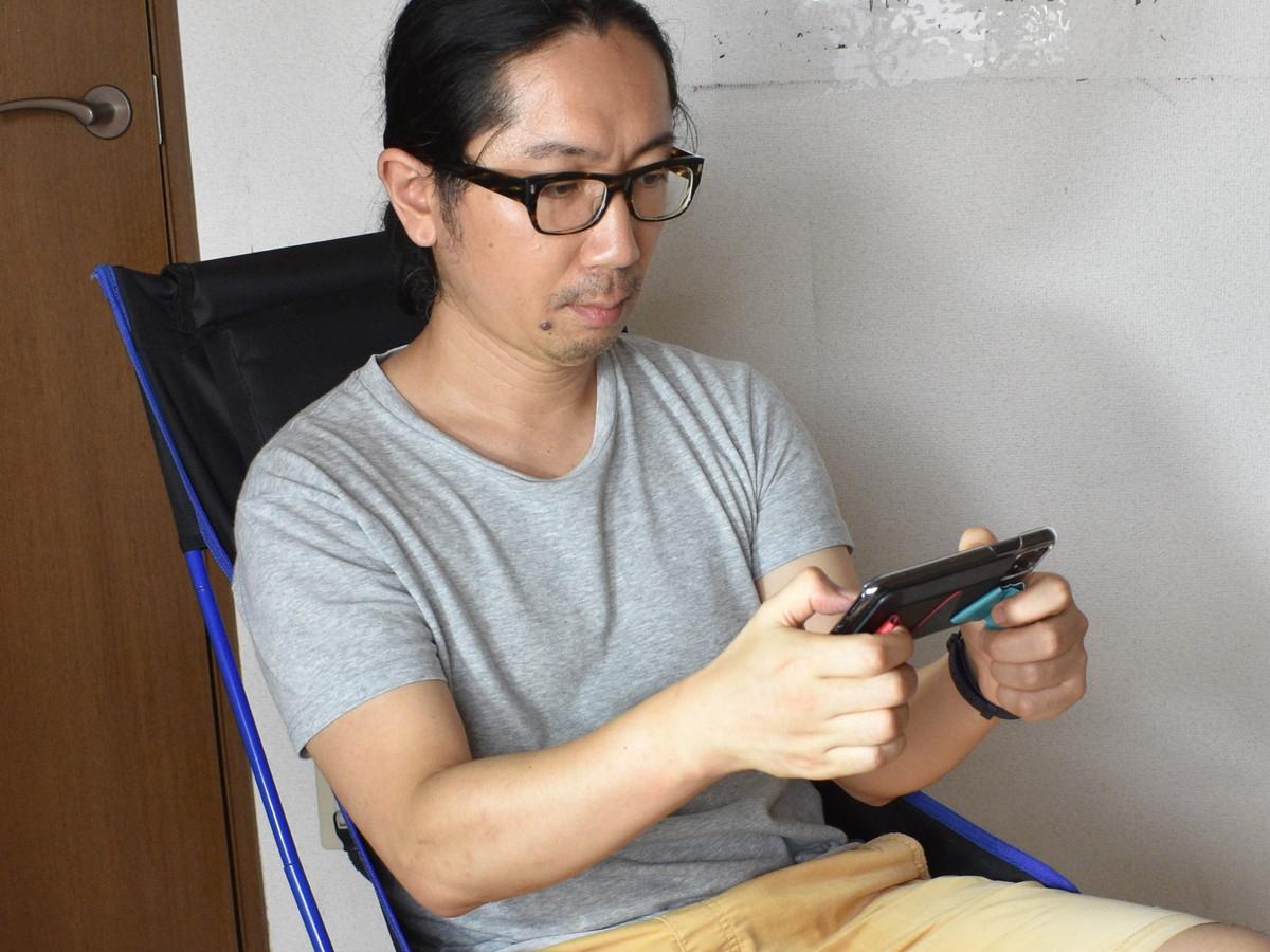 折り畳み式スマホパッド(9)