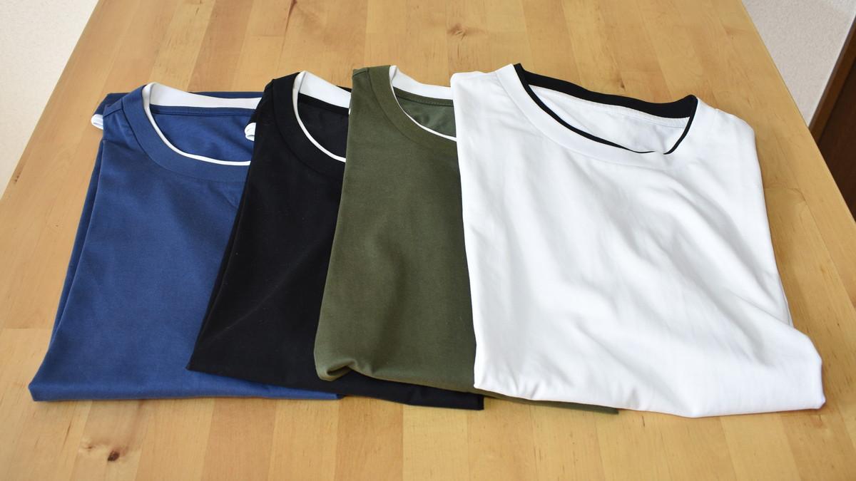 クールニットTシャツ(2)