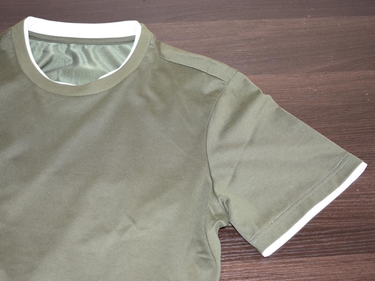 クールニットTシャツ(3)
