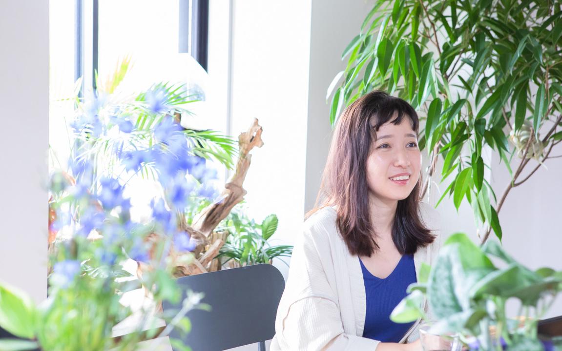 ライフグリーンプランナー森田 紗都姫さん