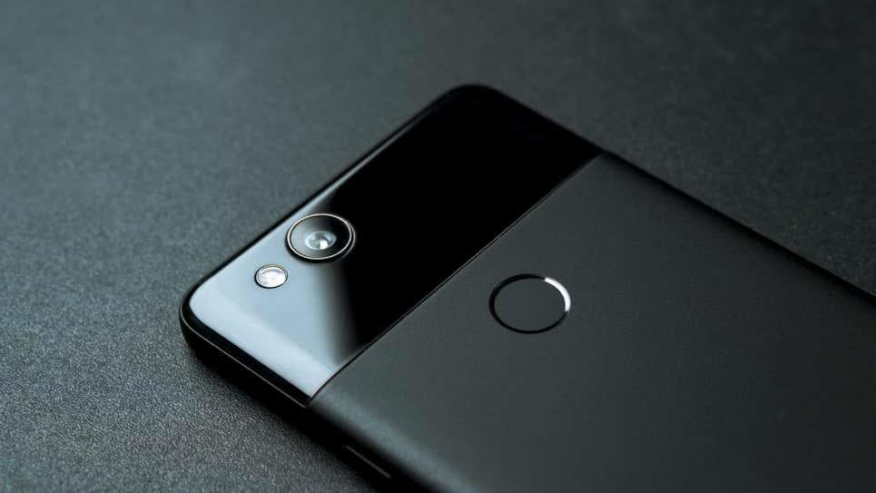スマートフォンのカメラ
