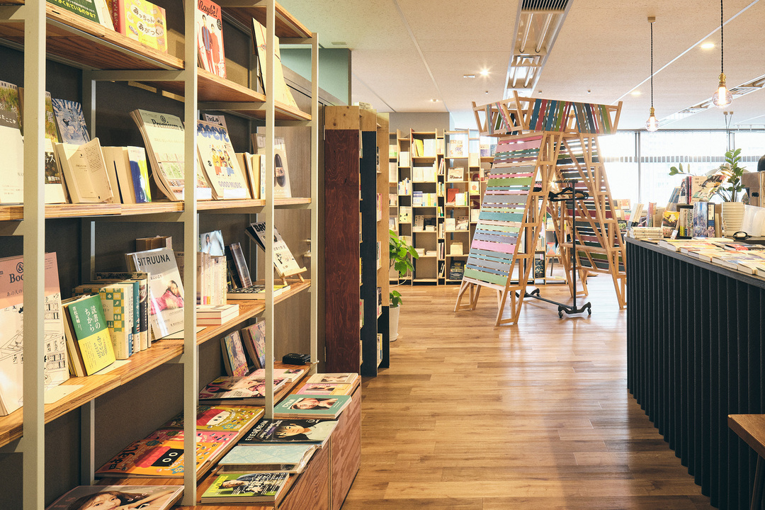 メディアジーン BOOK LAB TOKYO