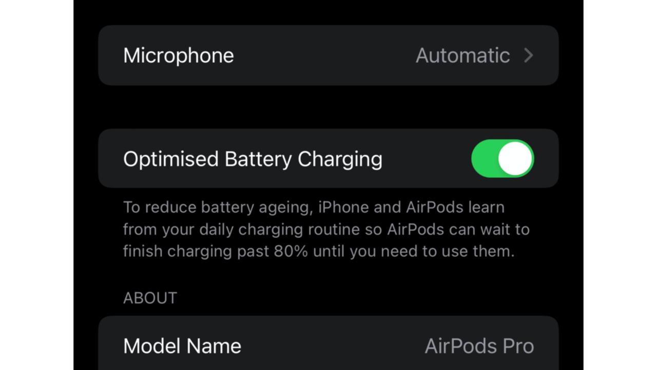 バッテリー充電の最適化