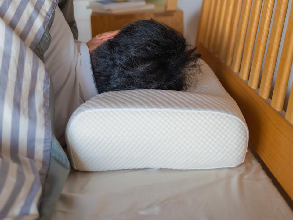 熱がこもらない温度調整快眠枕「SEDA」を使ってみた