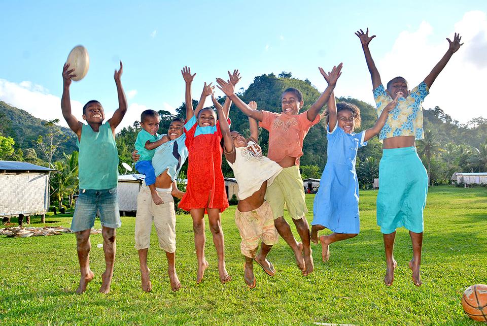 LH村の子供たち