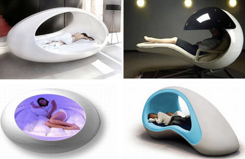 「会社でお昼寝」で効率アップ! Googleが取り入れた睡眠マシン