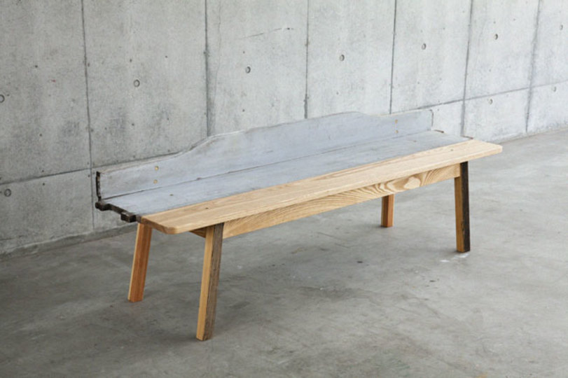 美しく新しい。日本の伝統的な修復方法で再生された家具に出会う