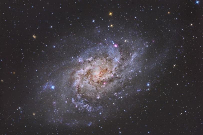 星が目の前に! 宇宙空間を疑似...