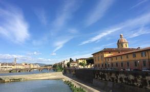 フィレンツェの下町で生まれた感動のストーリー