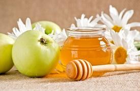 風邪かな?と思ったら。ハチミツとリンゴ酢のシロップ