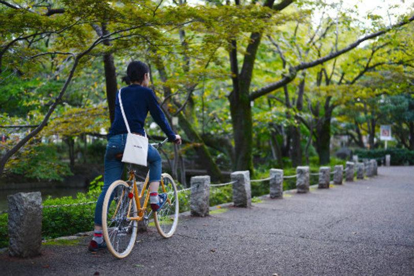 軽やかに五感をくすぐる、東京を走るための自転車