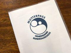超実用的な母子手帳は2冊ある【ドイツでママになる】