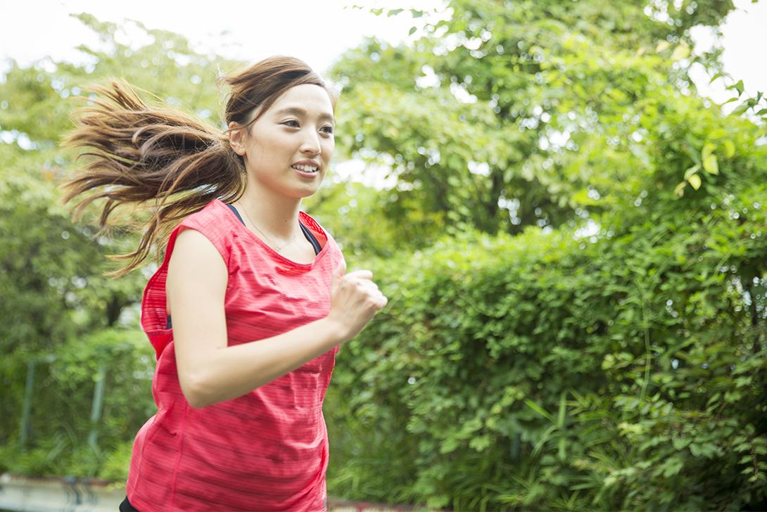 「パーソナライズドビューティ」連載vol.1 楽しく走ると心も体もポジティブになれる