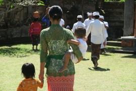 小さな幸せは日常に。バリのお盆ガルンガンで気づかされたこと【My Ubud Life】