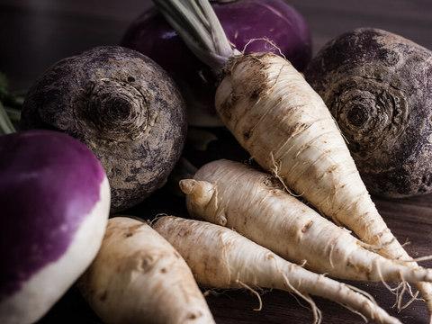 野菜も時間も無駄なく。野菜上手の保存活用術【根菜類編】