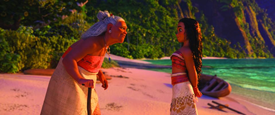 1分で脳内リゾートトリップ。映画『モアナと伝説の海』が必見な理由