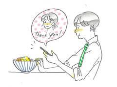 男性のプライドをくすぐる、お礼メールの「タイミング」と「内容」 #なぜか人が集まるあの子の秘密
