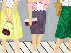 ウエスト、腰回り、おしり、体形別・似合うスカートの選び方 #おしゃれのおさらい